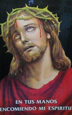 Crown Of Christ Print by Unique Consignment