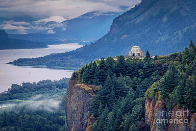 Photograph - Crown Point by Brian Jannsen