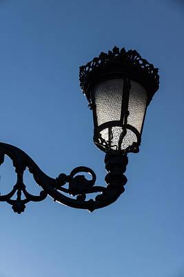 Photograph - Crowned Lantern - Right by Georgia Mizuleva