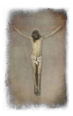 Photograph - Crucifixion Of Jesus Christ  by Movie Poster Prints