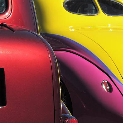 Photograph - Cruise In Colors by Bill Tomsa