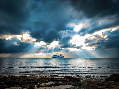 Photograph - Cruise In Paradise by Ant Pruitt
