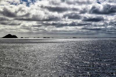 Photograph - Cruising Chilean Fjords by John Haldane