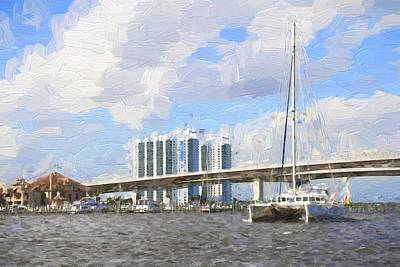 Photograph - Cruising Past by Alice Gipson