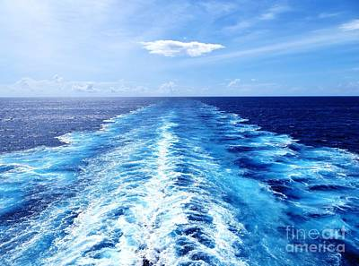 Photograph - Cruising The Caribbean by Tim Townsend