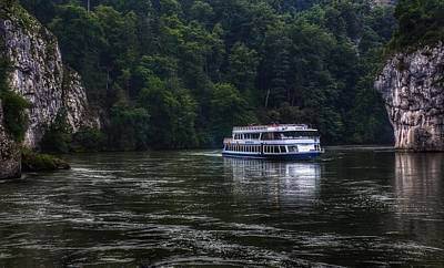Photograph - Cruising The Narrows by Kathi Isserman