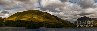 Photograph - Crummock Water by John Collier