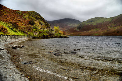 Photograph - Crummock Water  by Sarah Couzens