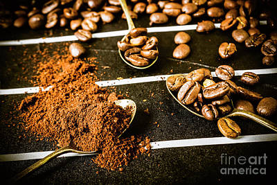 Food And Beverage Royalty-Free and Rights-Managed Images - Crush and serve coffee house by Jorgo Photography - Wall Art Gallery