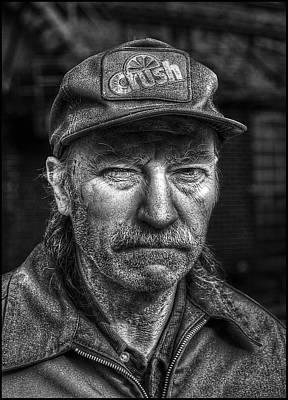 Photograph - Crush by Rick Mosher