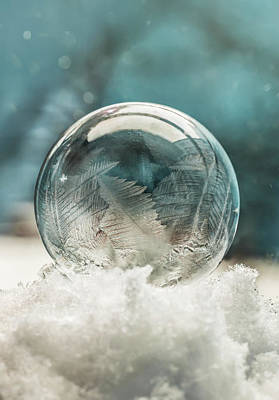 Photograph - Crystal Ball by Jaroslaw Blaminsky