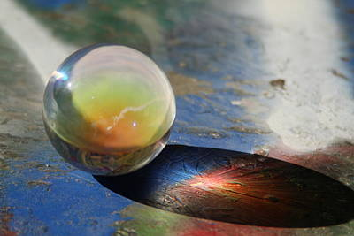 Photograph - Crystal Ball by Jeffrey Ringer