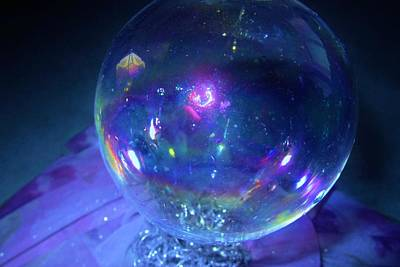 Photograph - Crystal Ball by Sharon Ackley