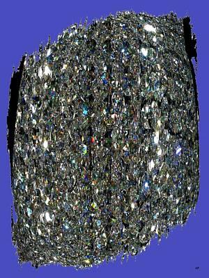 Digital Art - Crystal Color by Will Borden