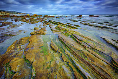 Crystal Cove Photograph - Crystal Cove  by Rick Berk