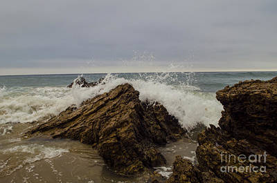 Soap Suds - Crystal Cove Splash by Mithayil Lee