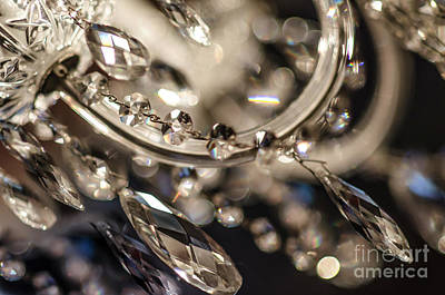 Photograph - Crystal Diamonds by Dale Powell