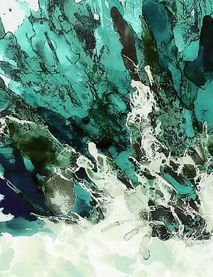 Painting - Crystal Fantasy by Klara Acel