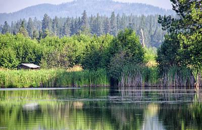 Photograph - Crystal Lake by Debra Baldwin