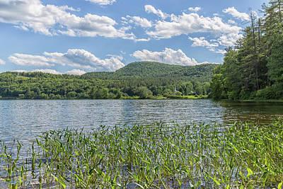 Photograph - Crystal Lake Eaton New Hampshire by Brian MacLean