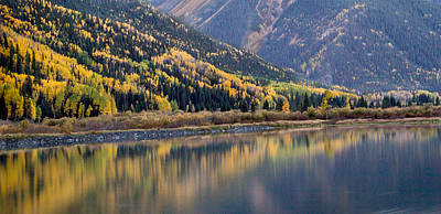 Photograph - Crystal Lake by James Woody