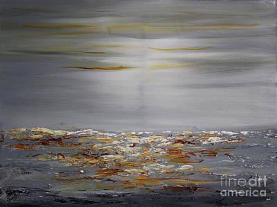 Painting - Crystal Lake by Preethi Mathialagan