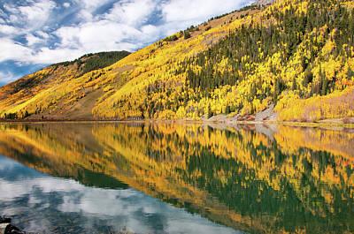 Photograph - Crystal Lake by Steve Stuller