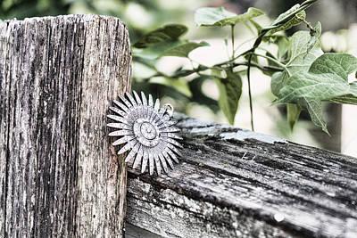 Photograph - Crystal Pendant by Sharon Popek