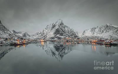 Photograph - Crystal Planet by Pawel Klarecki