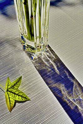 Photograph - Crystal Reflections by Kirsten Giving