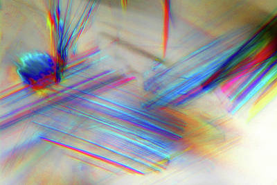 Photograph - Crystal Surprise by Mary Bedy