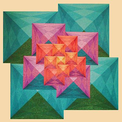 Crystallization Original by Peter Antos