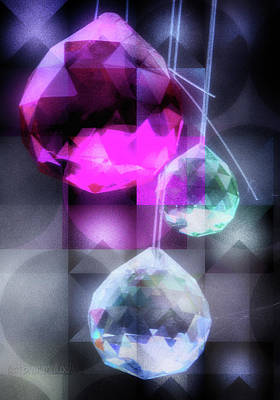 Photograph - Crystals by Mimulux patricia No