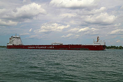 Photograph - Csl Welland by Mary Bedy