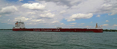 Photograph - Csl Welland Panorama by Mary Bedy