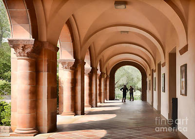 Photograph - Csu Chico Laxson Hall by Kathleen Gauthier
