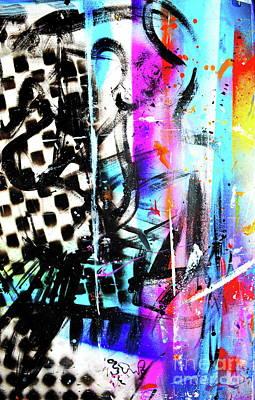 Painting - C.u. by Expressionistart studio Priscilla Batzell