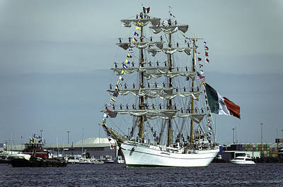 Photograph - Cuauhtemoc And Mark Moran by Steven Richman