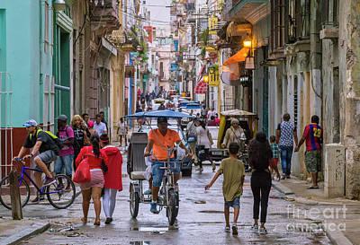 Photograph - Cuba 0027 by Bernardo Galmarini