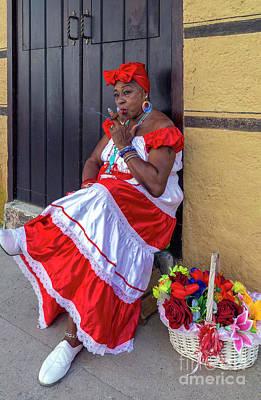 Photograph - Cuba 0028 by Bernardo Galmarini