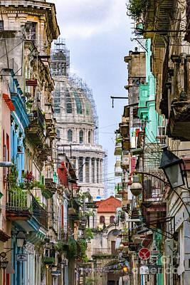 Photograph - Cuba 0036 by Bernardo Galmarini