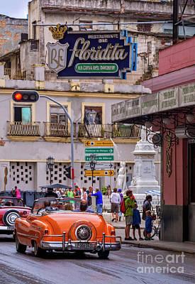 Photograph - Cuba 0037 by Bernardo Galmarini