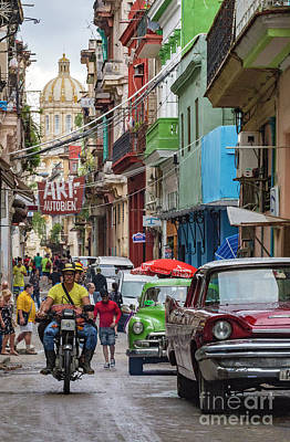 Photograph - Cuba 0038 by Bernardo Galmarini