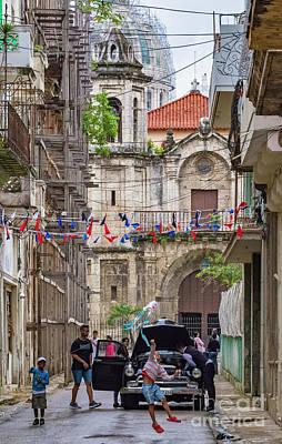 Photograph - Cuba 0039 by Bernardo Galmarini