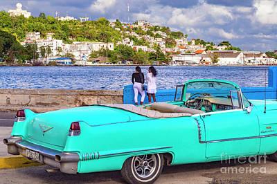 Photograph - Cuba 0040 by Bernardo Galmarini