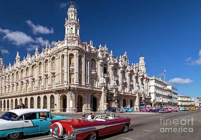 Photograph - Cuba 0042 by Bernardo Galmarini