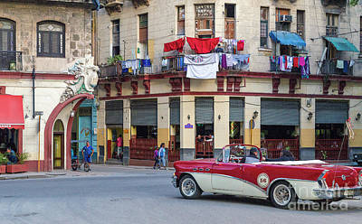 Photograph - Cuba 0043 by Bernardo Galmarini