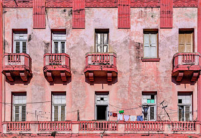 Photograph - Cuba 0045 by Bernardo Galmarini