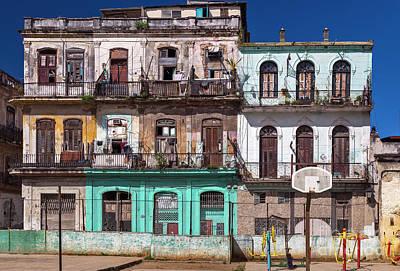 Photograph - Cuba 0046 by Bernardo Galmarini