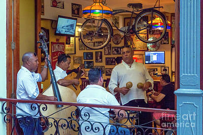Photograph - Cuba 0048 by Bernardo Galmarini
